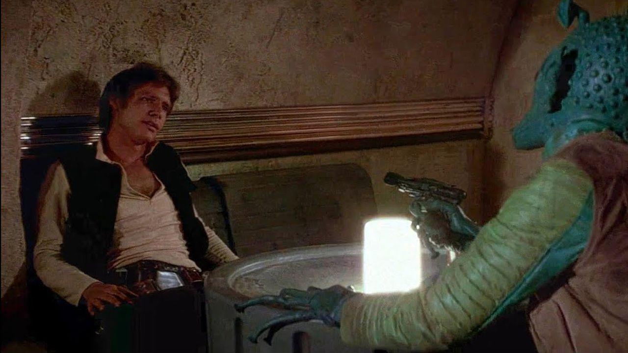 """Star Wars IV - A New Hope"""
