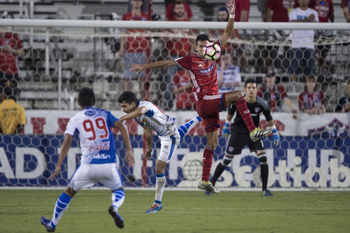 MLS: CONCACAF Champions League-C.D. Suchitepequez at FC Dallas