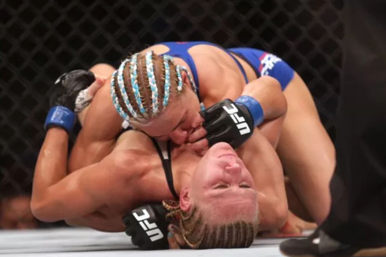 community news, Justine Kish says Dana White offered 'discretionary bonus' after soiling herself at UFC Fight Night 112