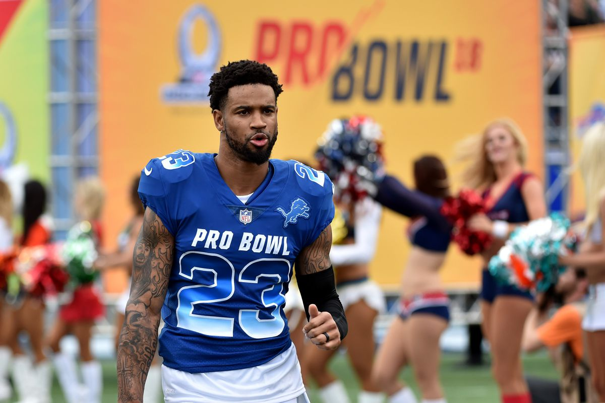 1eaa39ad9bc 2019 NFL Pro Bowl: 5 Detroit Lions players you can vote for guilt-free