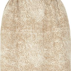 """<a href=""""http://www.theoutnet.com/product/165159"""">Rochas Printed wool skirt</a>, $172.50 (was $1,150)"""