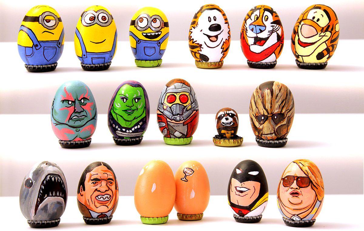 BARAK HARDLEY pop culture easter eggs