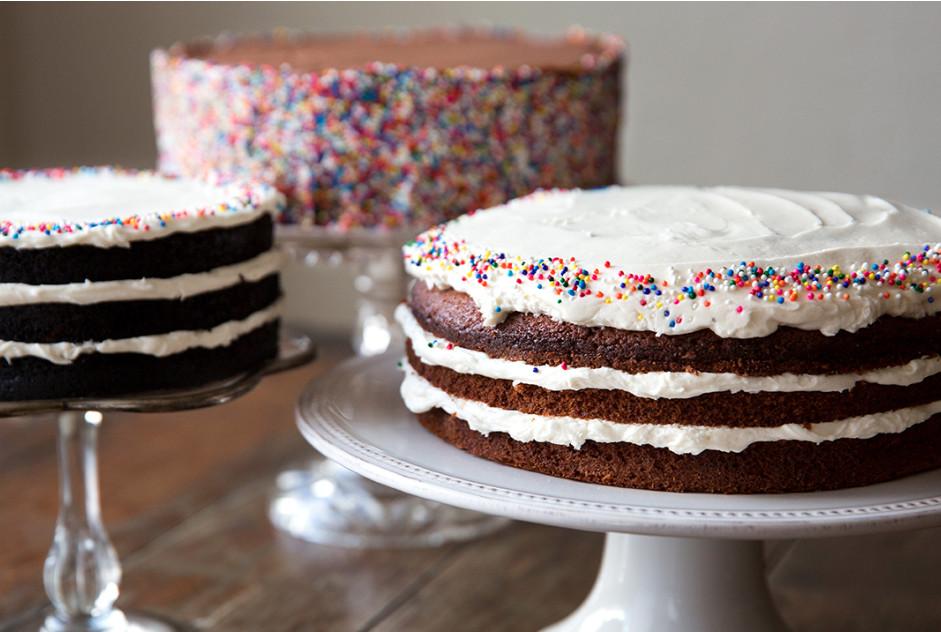 Cakes at Black Jet Baking Co.