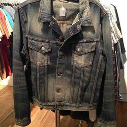 Nudie jacket, $100