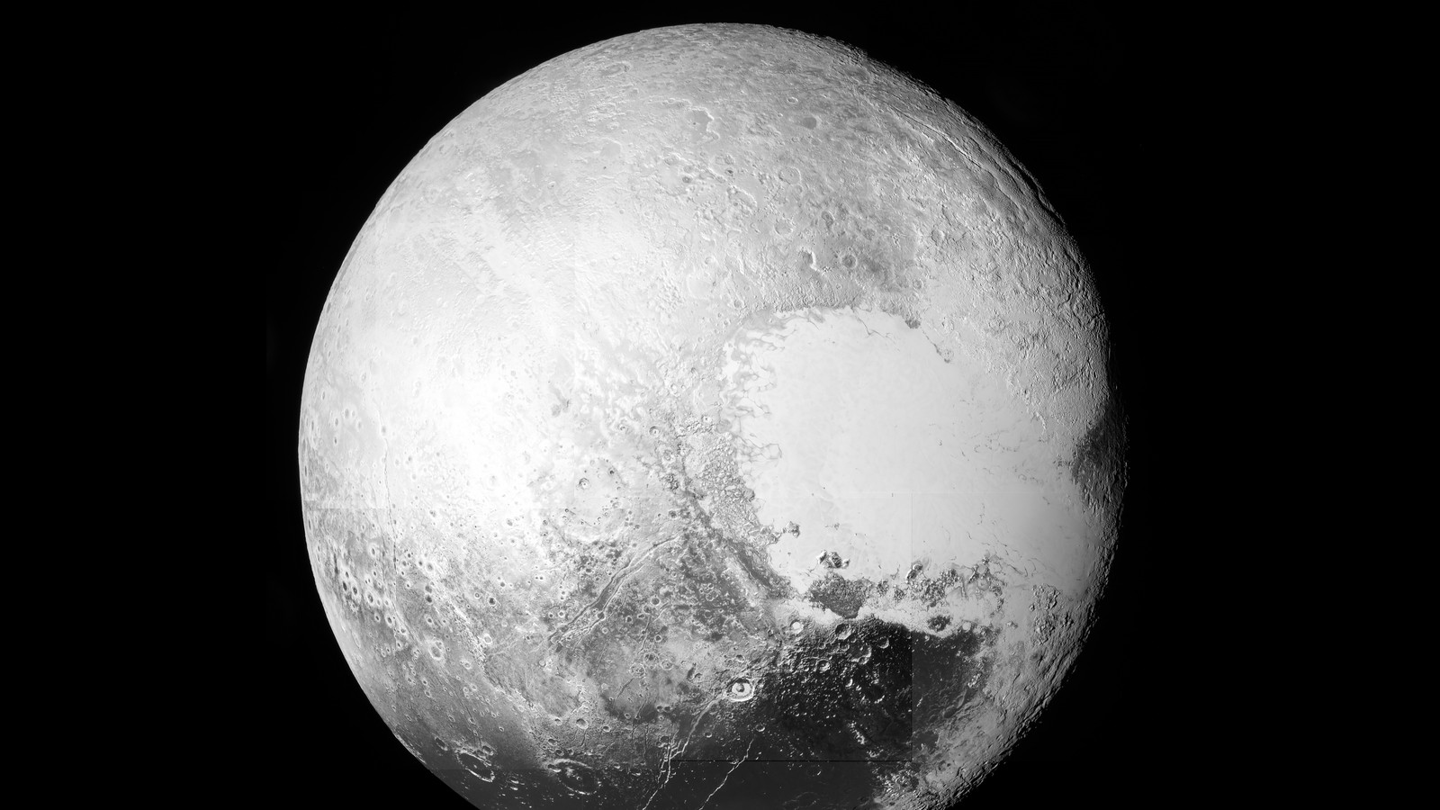 Kerberos Moon Of Plluto: See A New, Full View Of Pluto In High Resolution