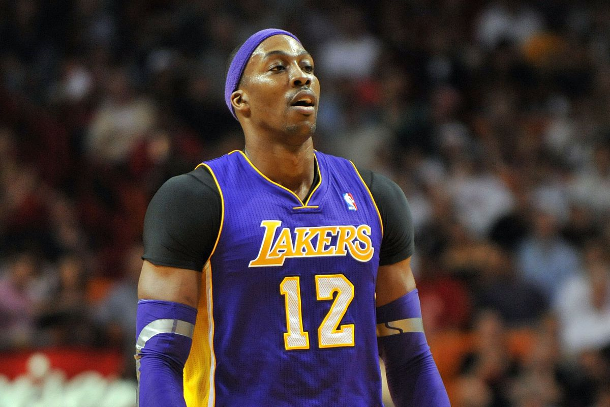the latest d2806 fdd45 Dwight Howard trade rumors: Hawks after Lakers star, L.A. ...