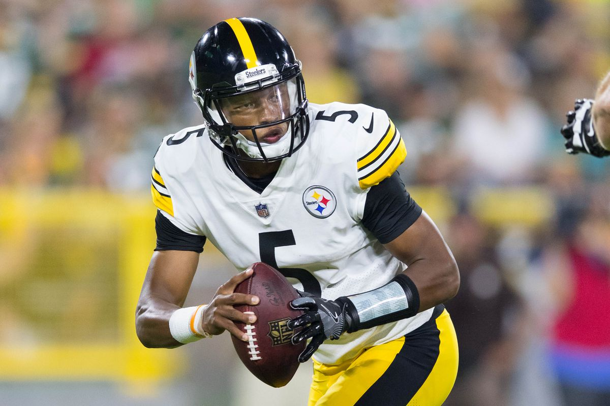 huge discount 7d46d e888d Report: Joshua Dobbs a possible trade target for a number of ...