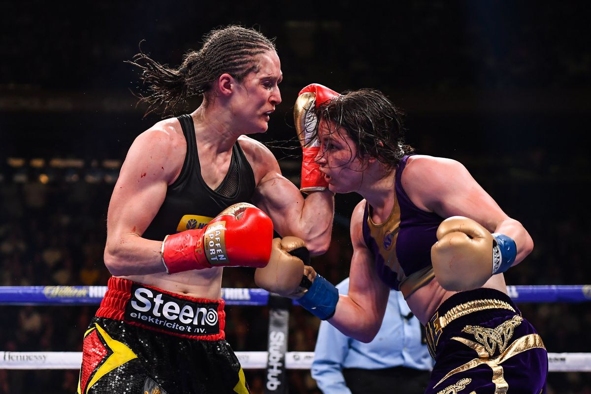 Katie Taylor v Delfine Persoon - Undisputed Female World Lightweight Championship Fight