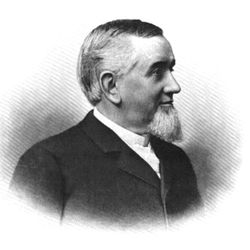 George Pullman, the founder of Pullman Sleeping Car Company and the Pullman neighborhood in Chicago. | Sun-Times Archives