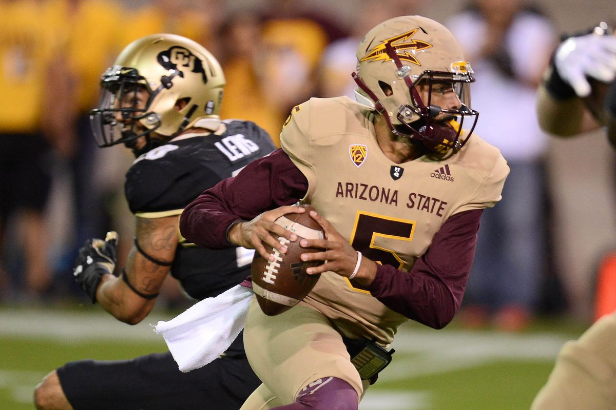 Oregon State vs. Arizona State: Q&A with House of Sparky ...