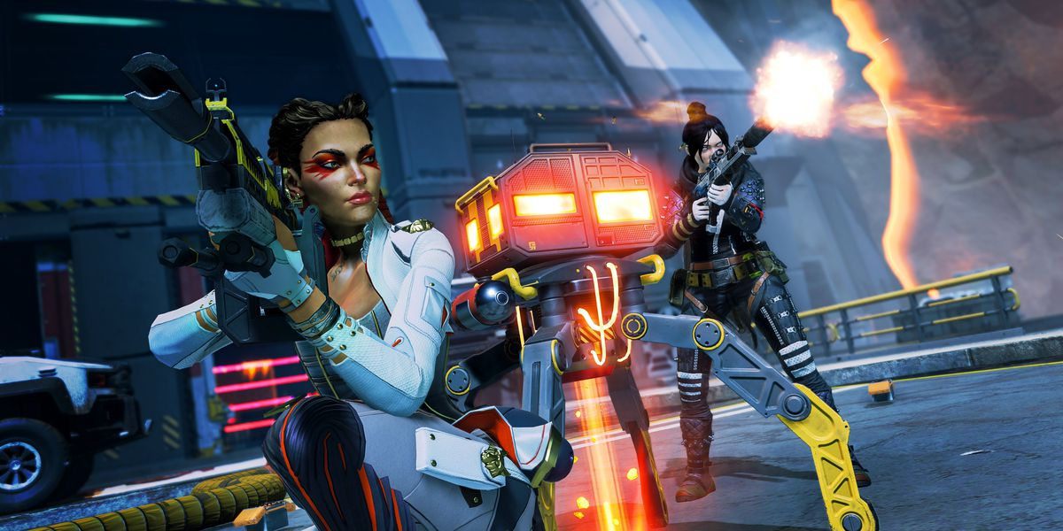 Image of article 'Apex Legends comes to Steam in November'
