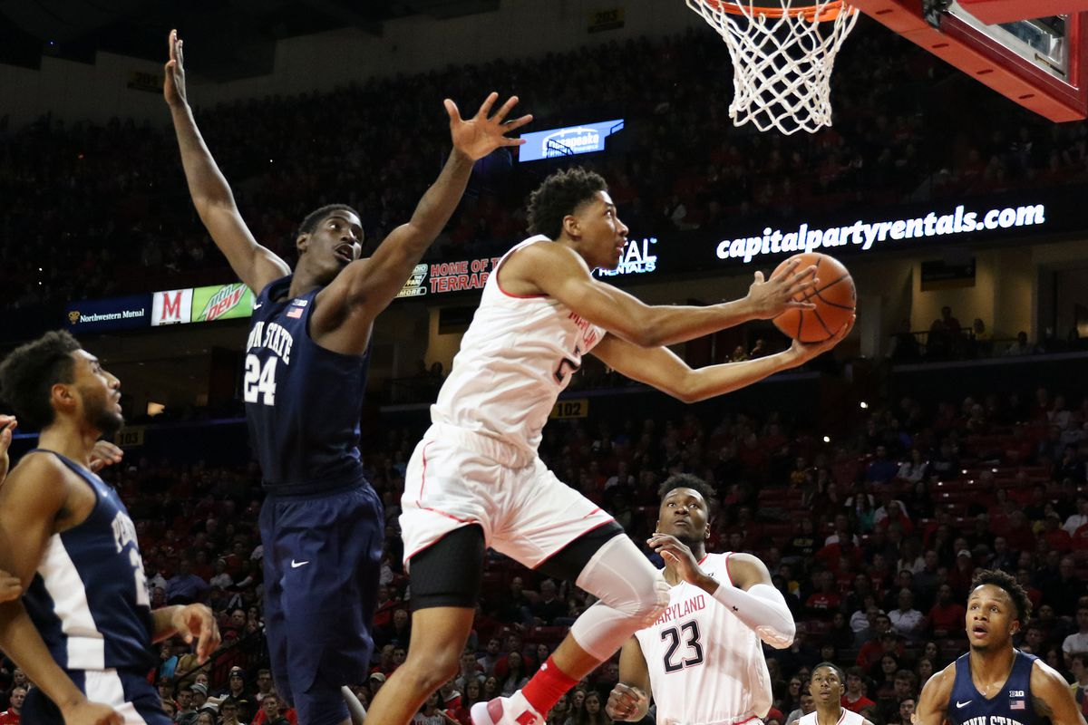 Maryland basketball outlasts Penn State, 66-59, in Big Ten opener - Testudo Times