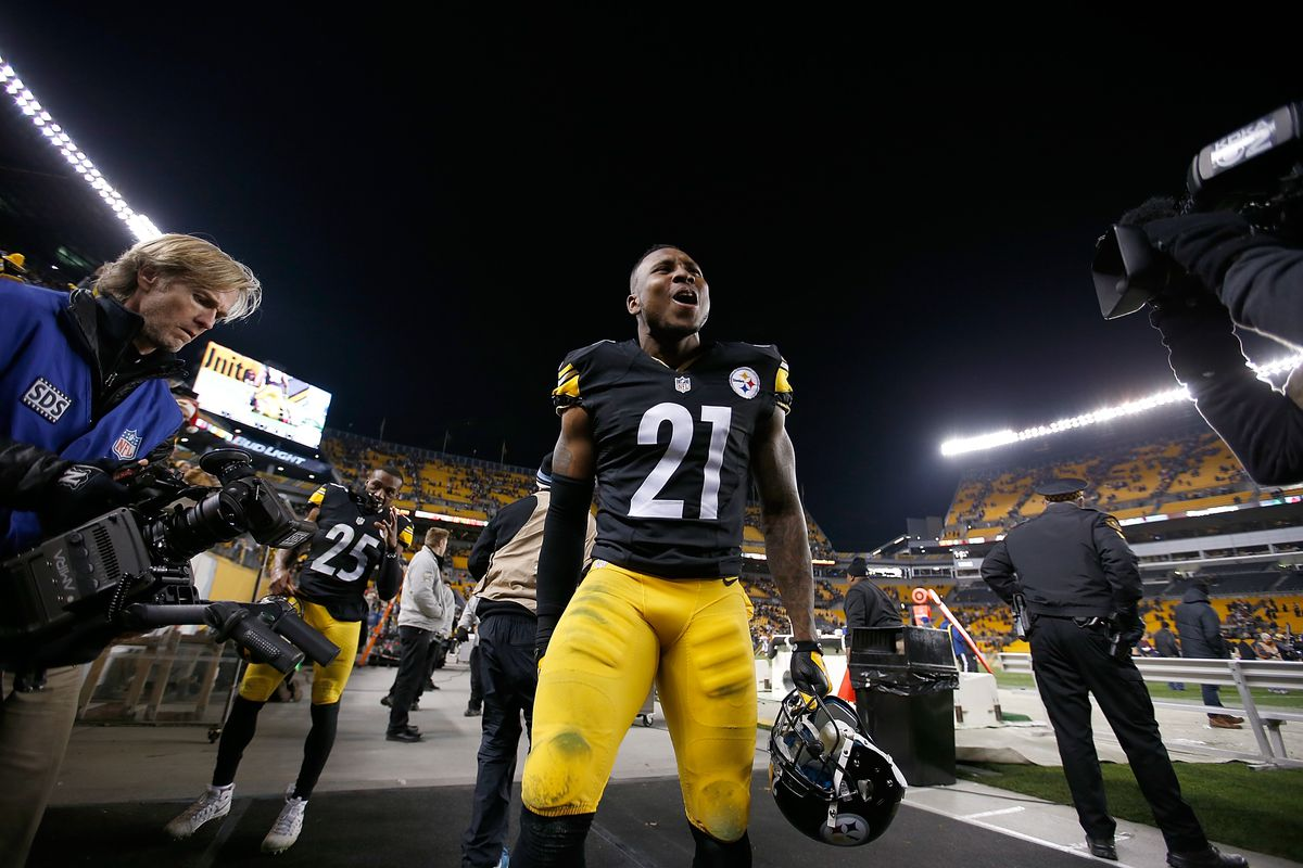 ab89fd6b3f9 The overlooked captain  Pittsburgh Steelers safety Robert Golden ...