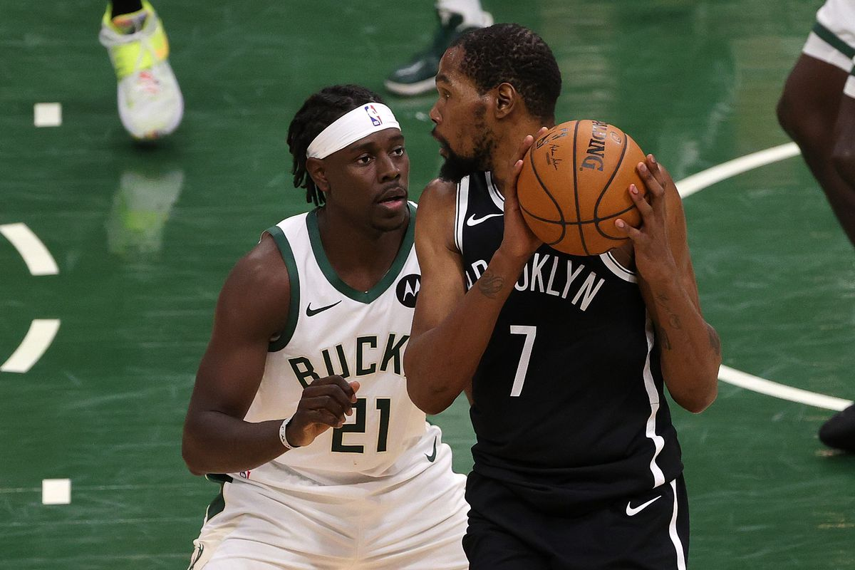Bucks vs. Nets Game 5 predictions: Best bets, pick against the spread, player props for 2021 NBA Playoffs - DraftKings Nation