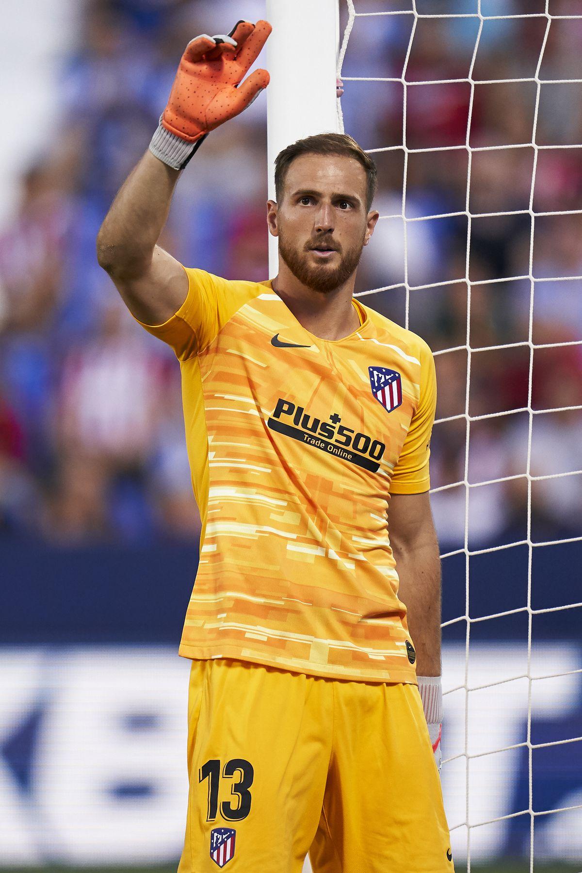 CD Leganes v Club Atletico de Madrid - La Liga