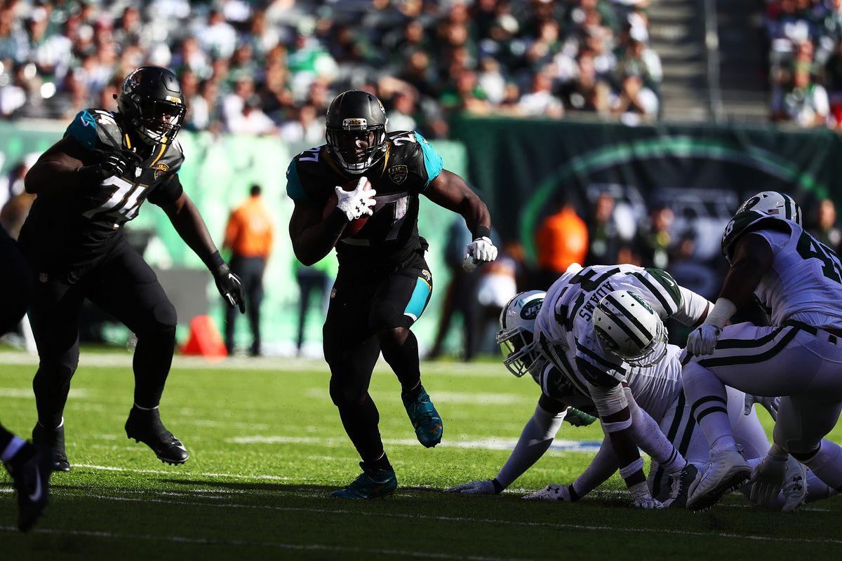 jets vs. jaguars: game time, tv, announcers, media markets showing