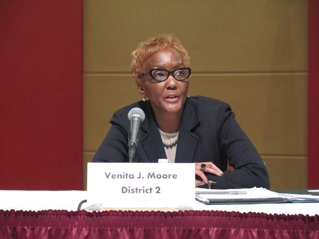 IPS school board candidate Venita Moore.