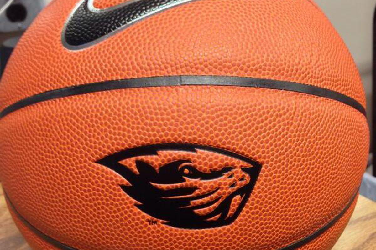 Beaver Nike Basketball