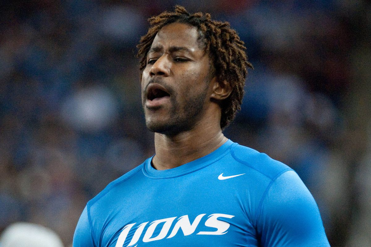 Nate Burleson Agrees To Restructure Contract With Lions