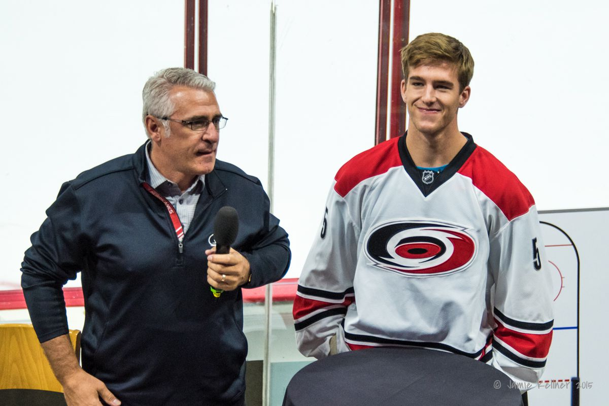 GM Ron Francis has the Hurricanes pointed in the right direction, starting with the defense led by future cornerstone Noah Hanifin.