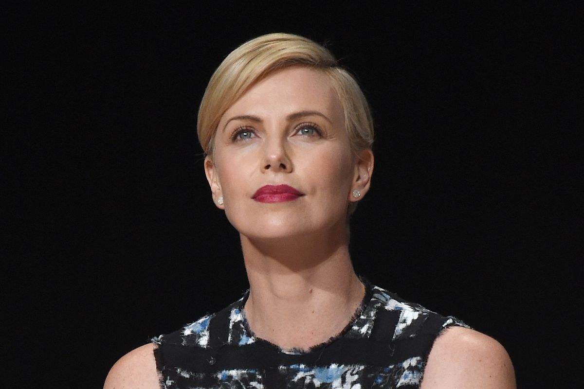 David Fincher and Charlize Theron are making a serial crime