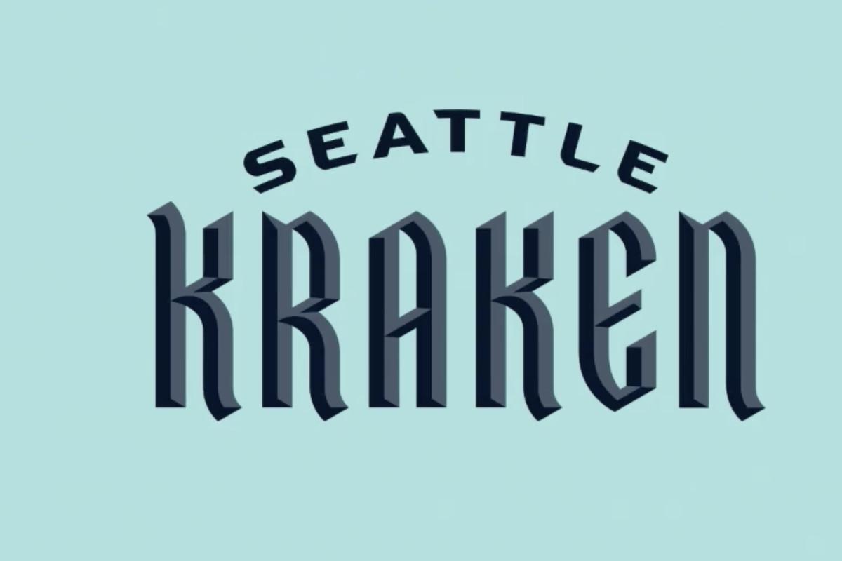 Seattle Kraken NHL team name announcement