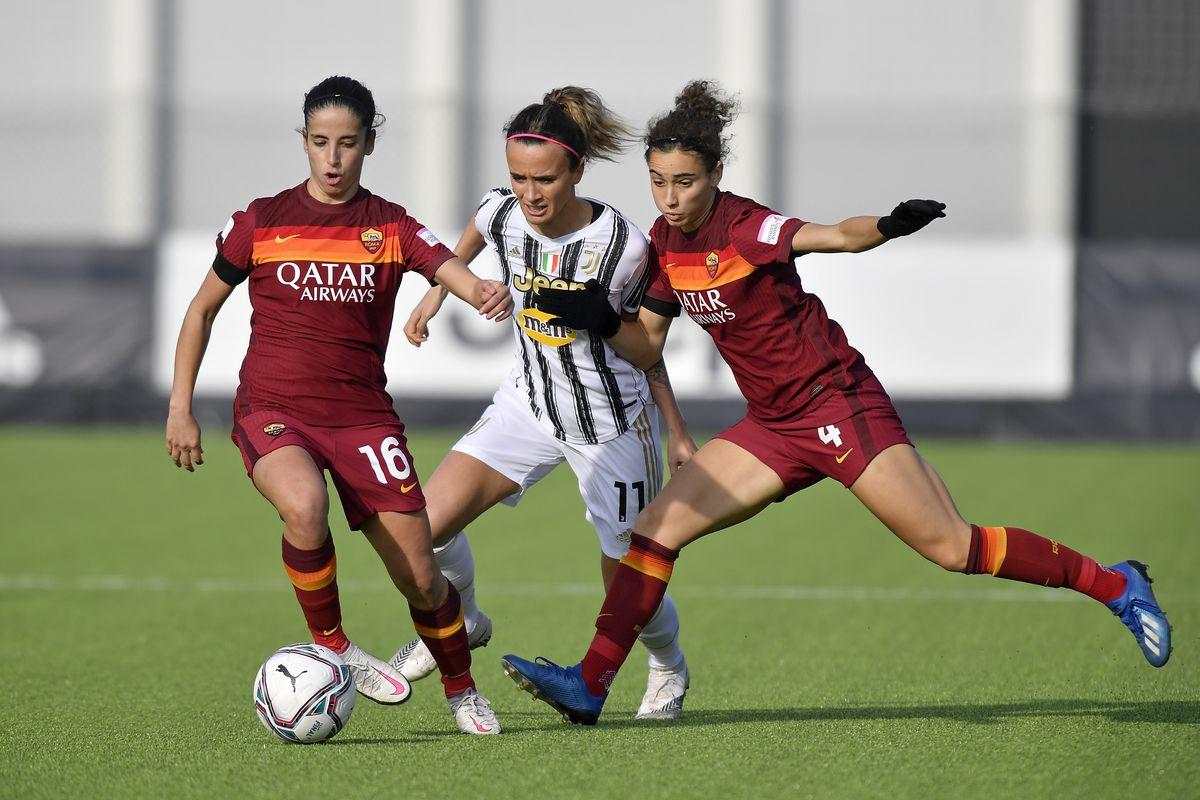 Juventus v AS Roma - Women's Serie A