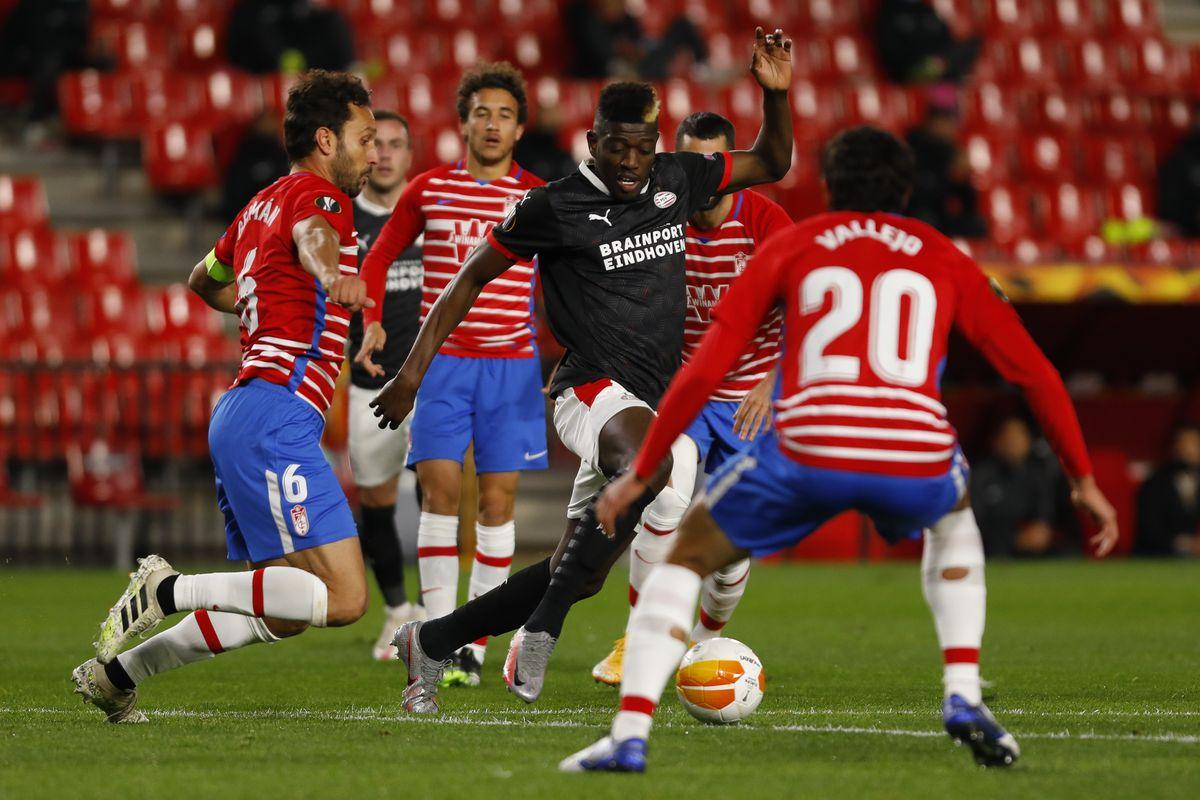 Granada CF v PSV Eindhoven: Group E - UEFA Europa League