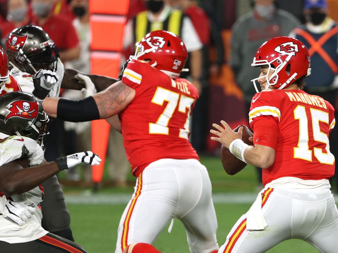 Counting How Many Chiefs Super Bowl Ol Will Be In Kc In For 2021 Arrowhead Pride