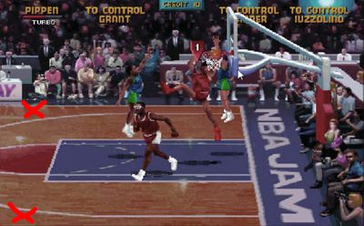 nba jam - 'NBA Jam' tips from someone who played it for the first time in 20 years