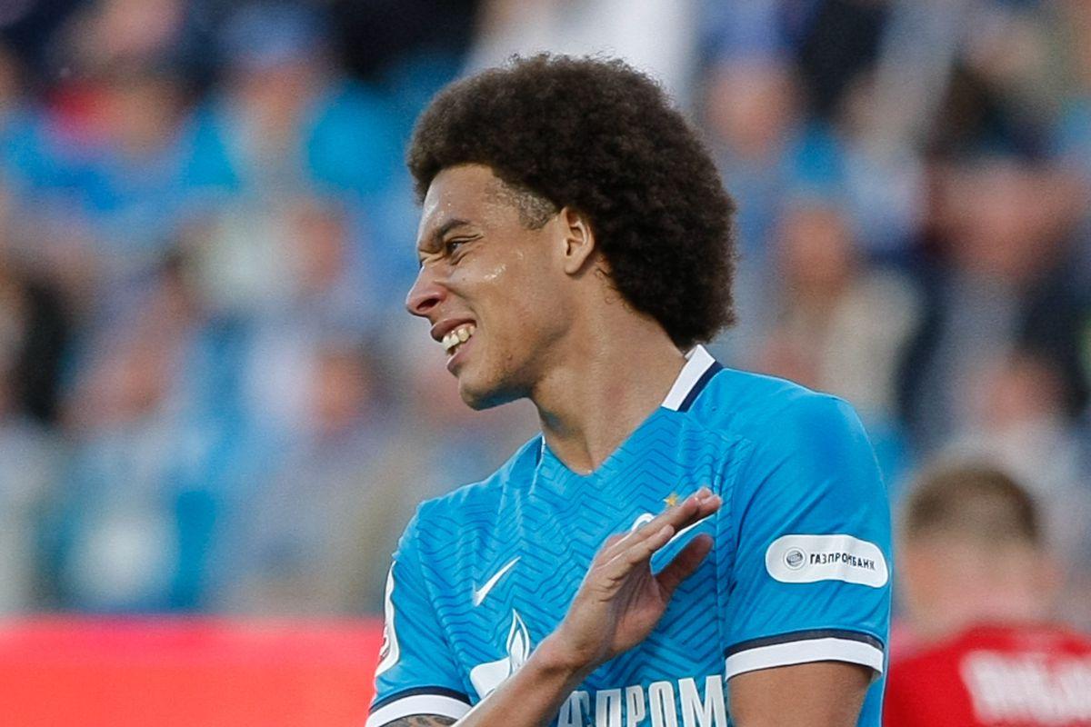 FC Zenit St Petersburg - Axel Witsel