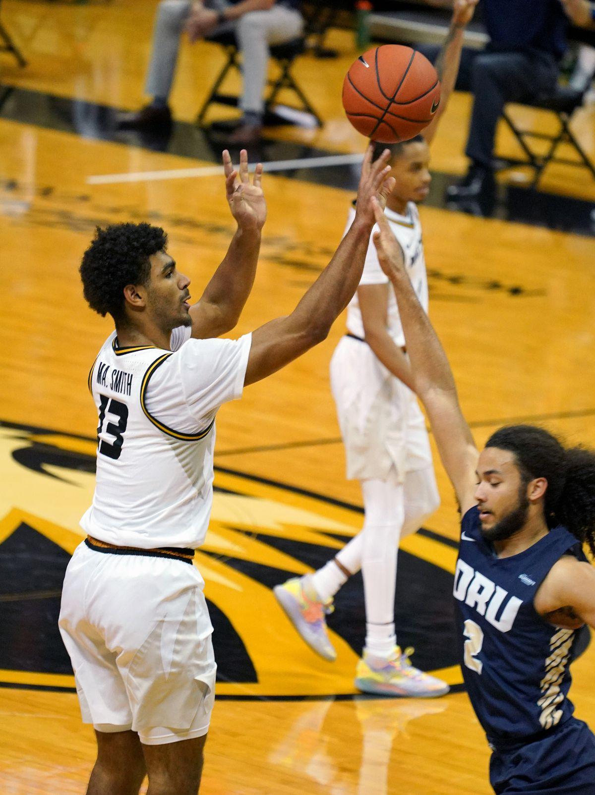 NCAA Basketball: Oral Roberts at Missouri