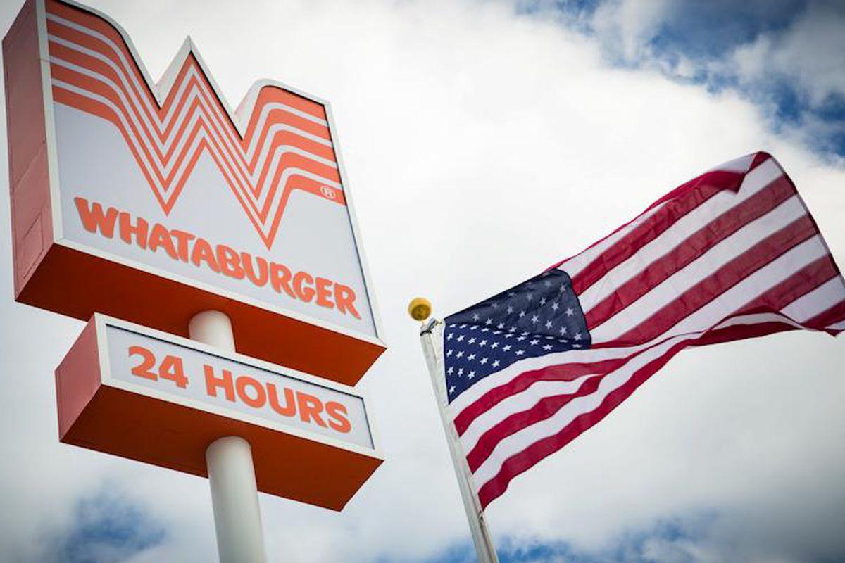 Whataburger rewards Houston's heroes.
