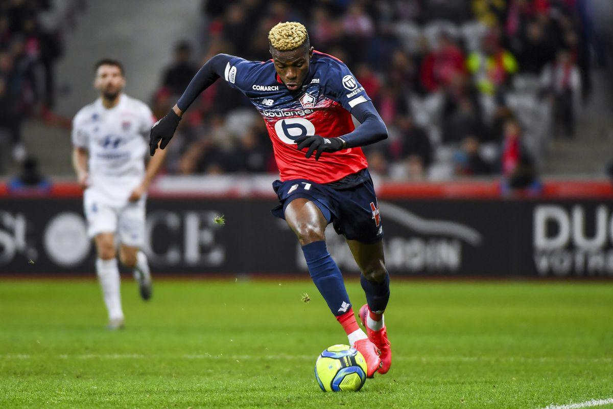 Lille OSC v Olympique Lyonnais - Ligue 1
