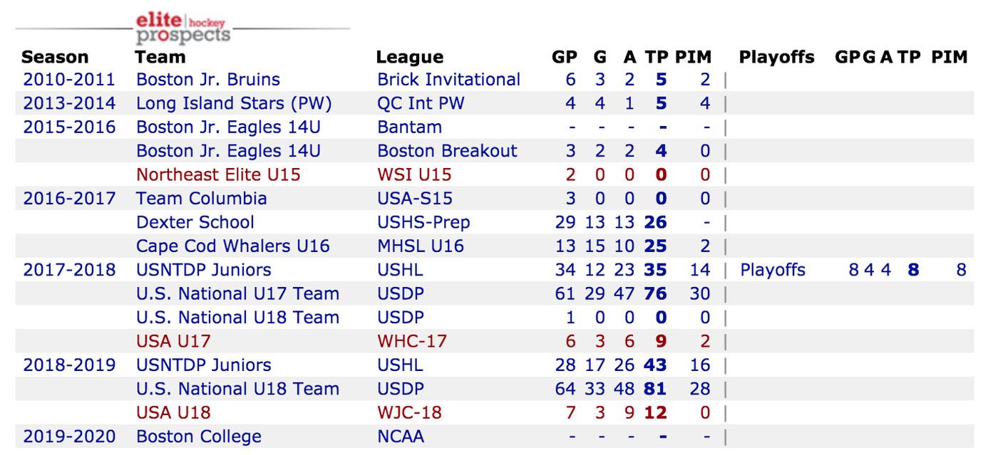 2019 NHL Draft Prospect Profile: Matthew Boldy - Jewels From