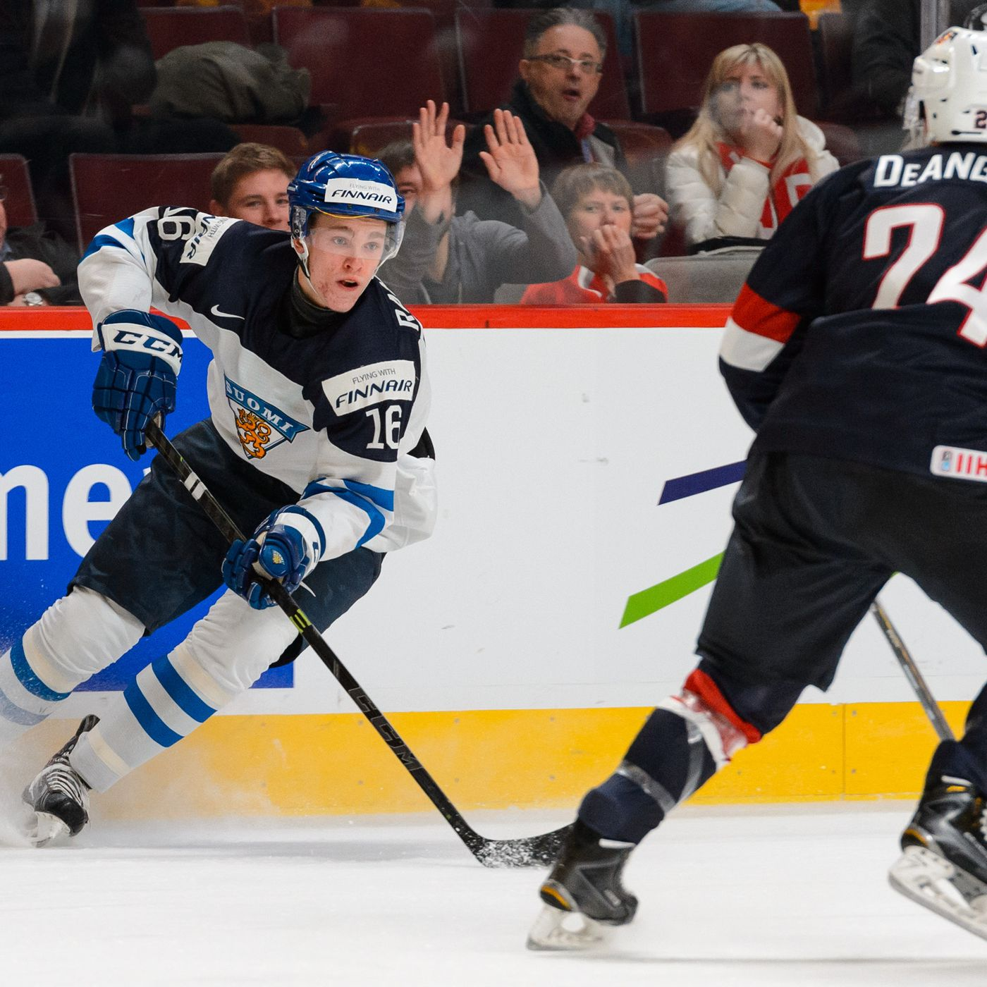 a9d1e8c35 Mikko Rantanen  2015 NHL Draft Prospect Profile - All About The Jersey