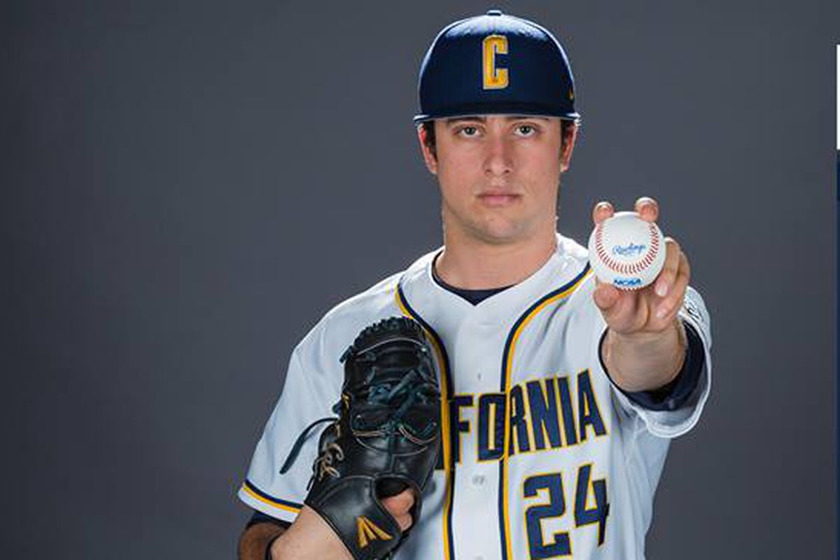 Matt Ladrech will take the mound for the Bears in this series finale at Oregon.