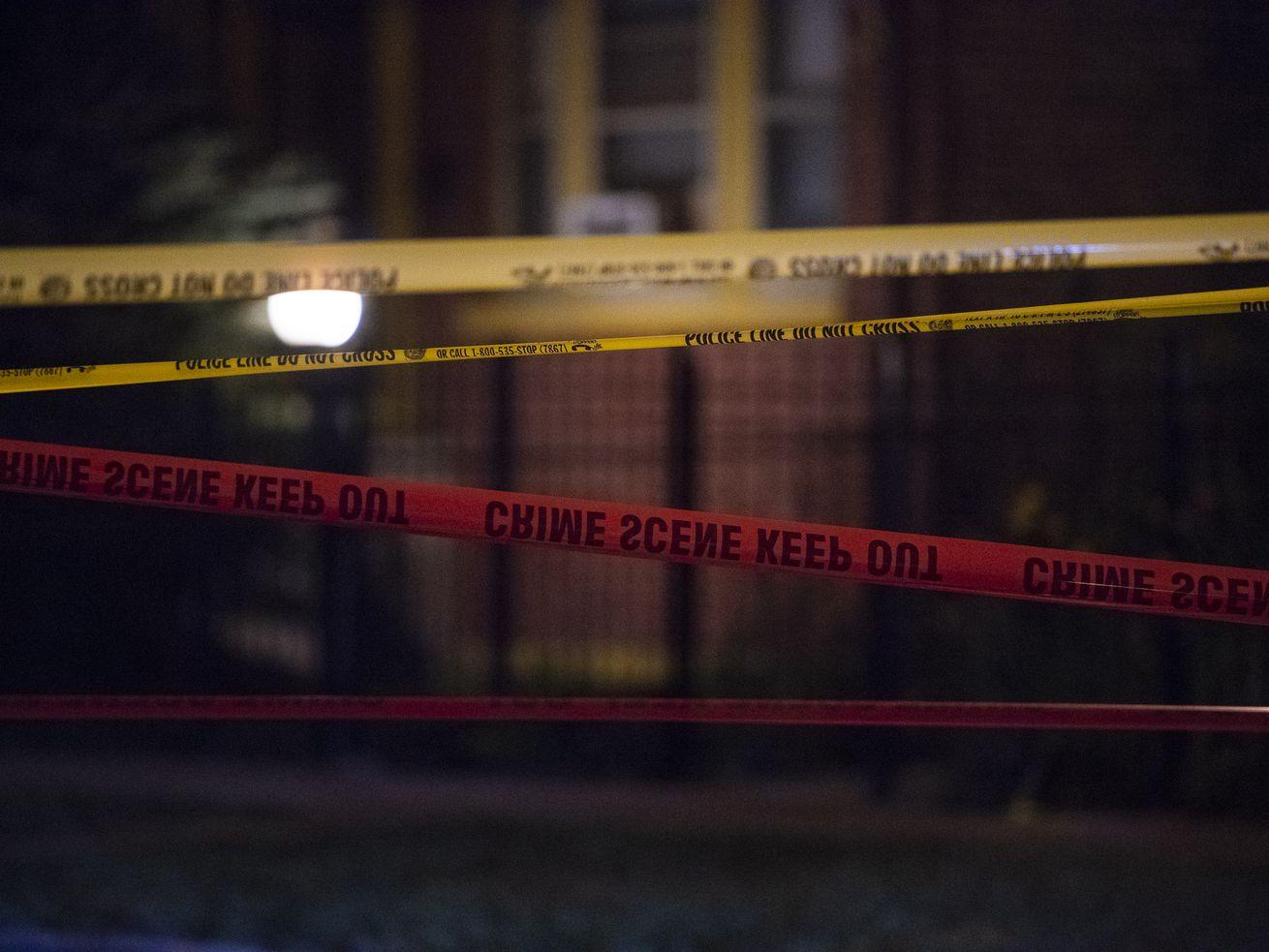 A woman was shot dead April 18, 2021, in Dolton.