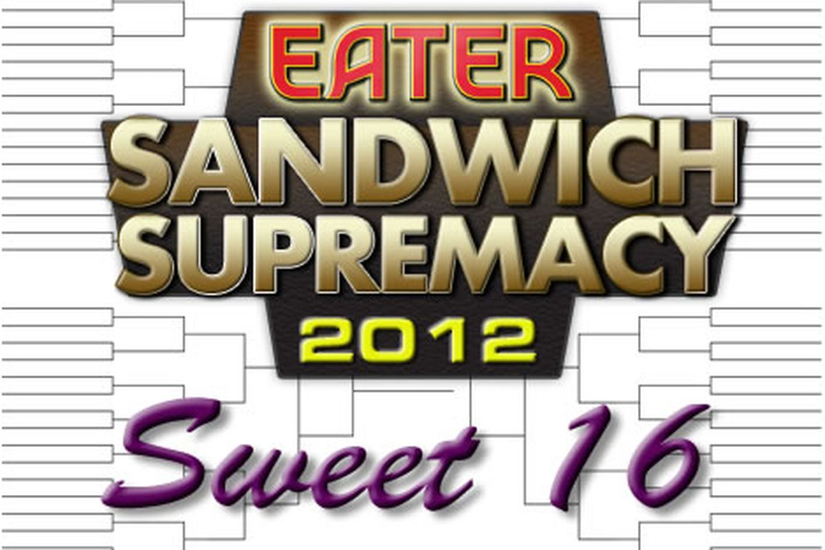 Voting starts tomorrow in the Sweet 16