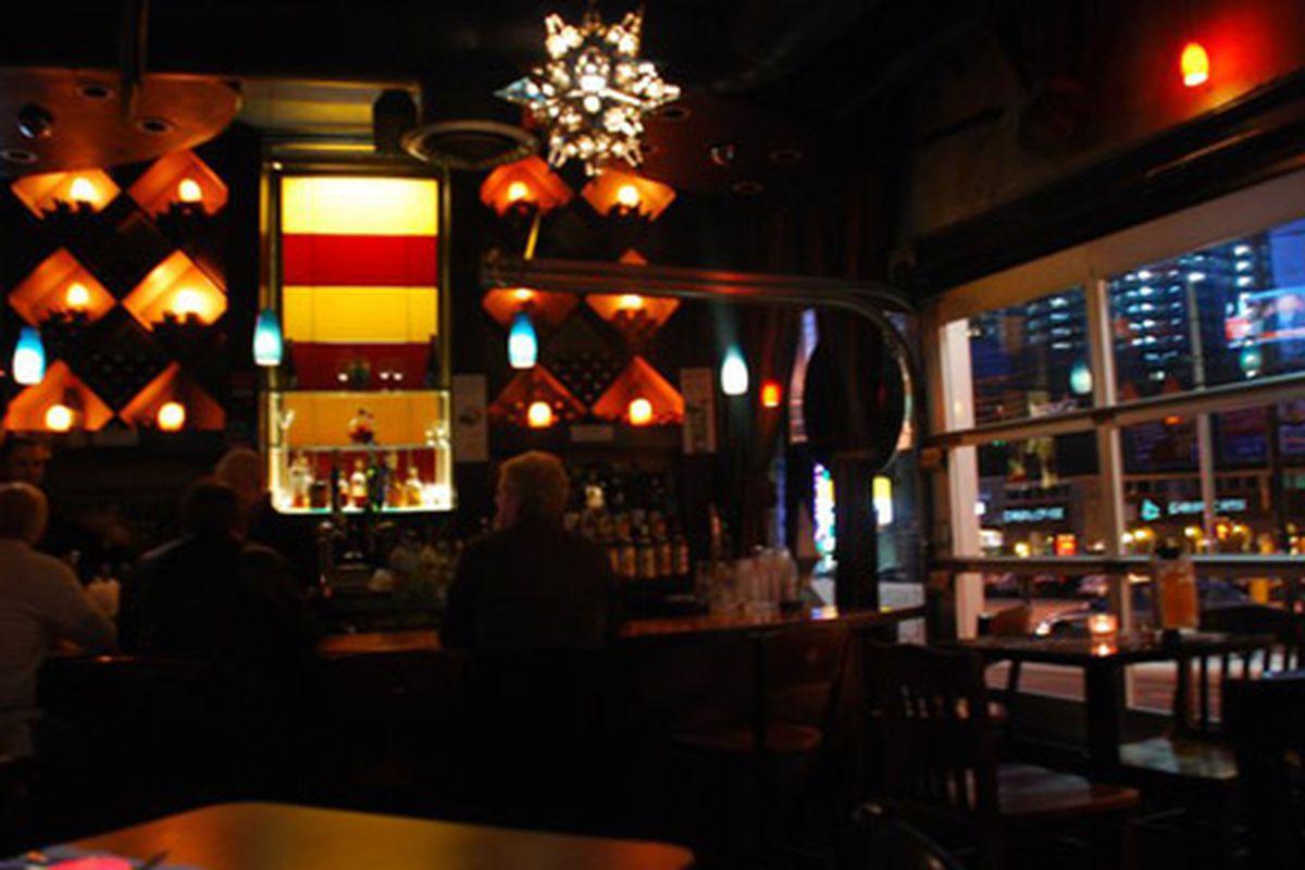 Gilbert's Cafe.