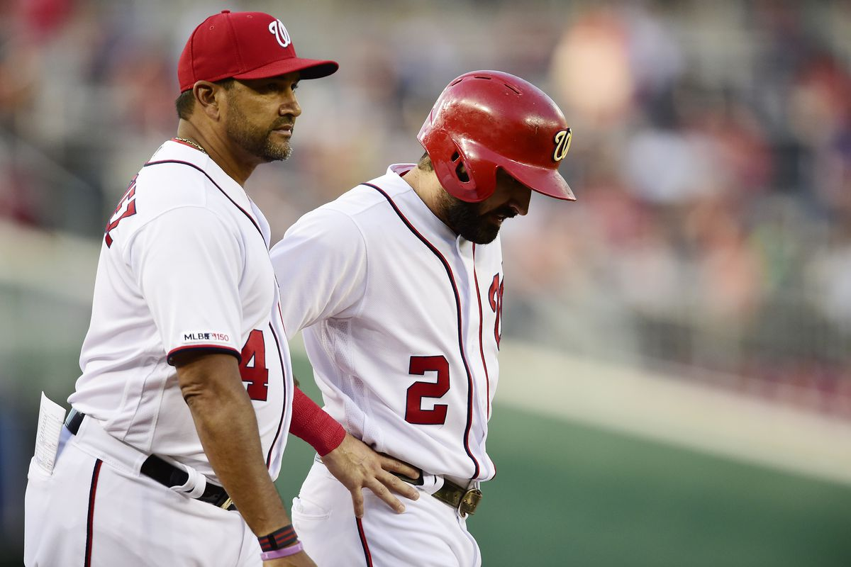 "low priced 3523d 5898d Washington Nationals Adam Eaton diagnosed with ""bad bone ..."