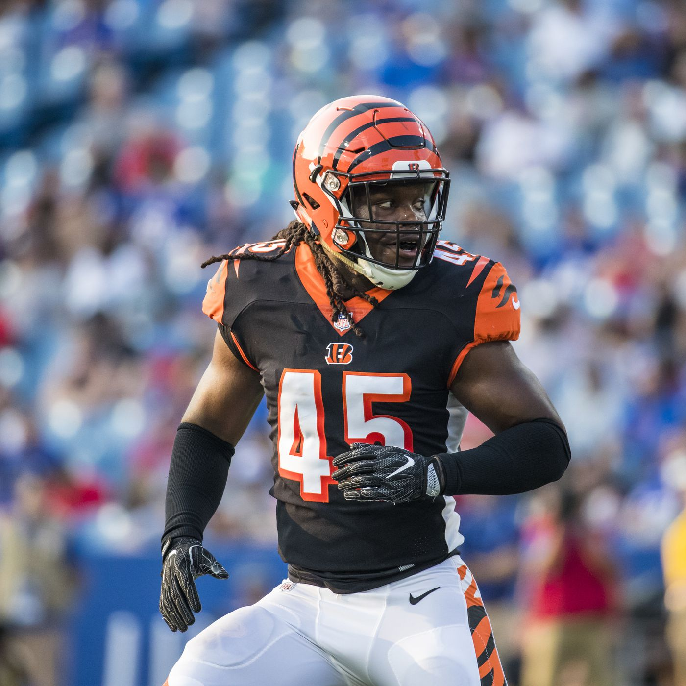 100% authentic 3d5ab 95157 Browns News: Cleveland claims former Bengals LB Malik ...