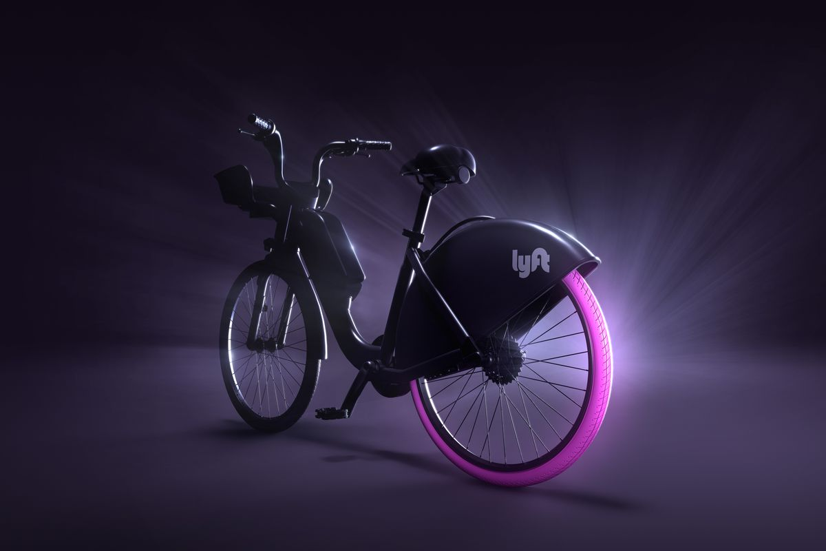Use Divvy bikes through Lyft app soon - Curbed Chicago on