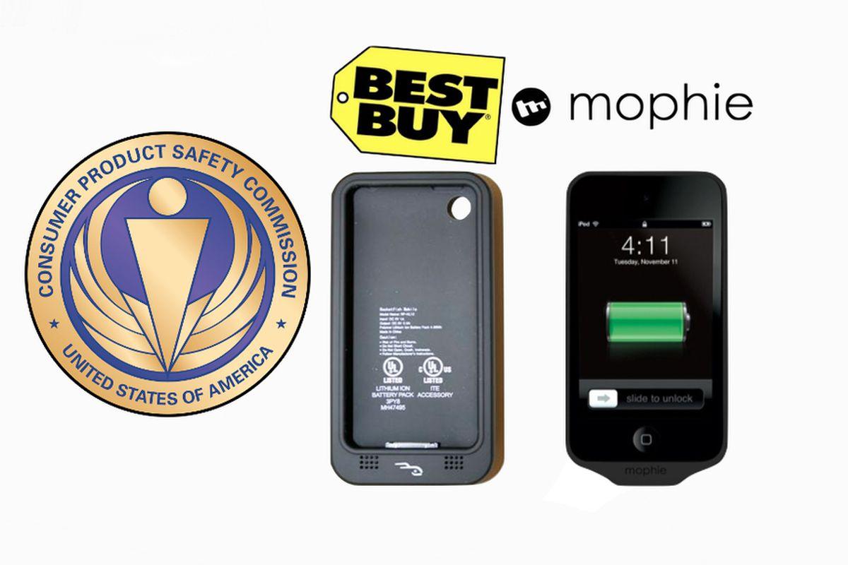 Best Buy Mophie Recall