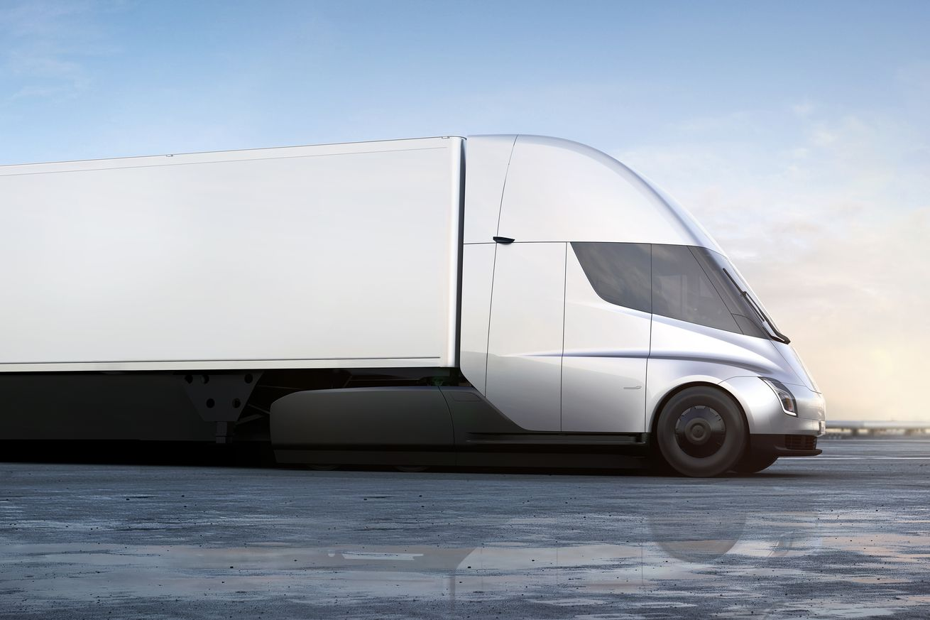 tesla s electric semi trucks are priced to compete at 150 000