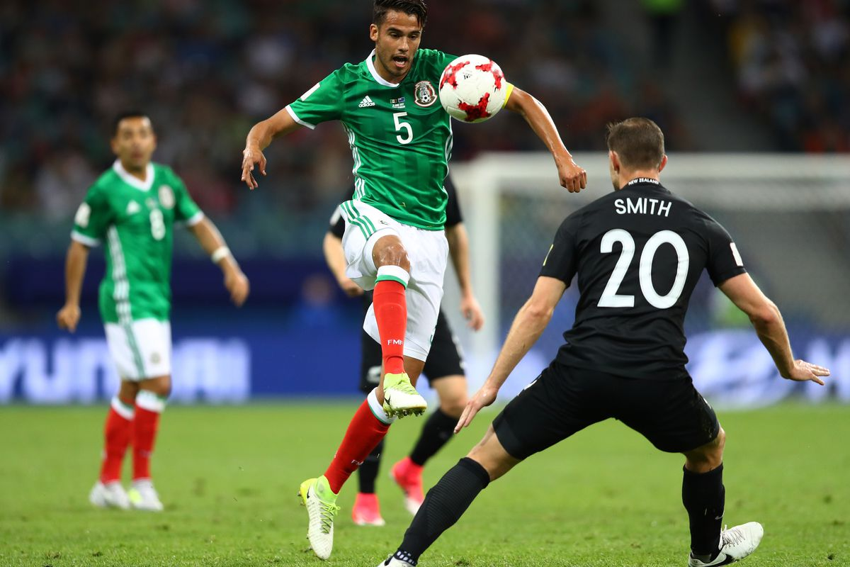 Mexico v New Zealand: Group A - FIFA Confederations Cup Russia 2017