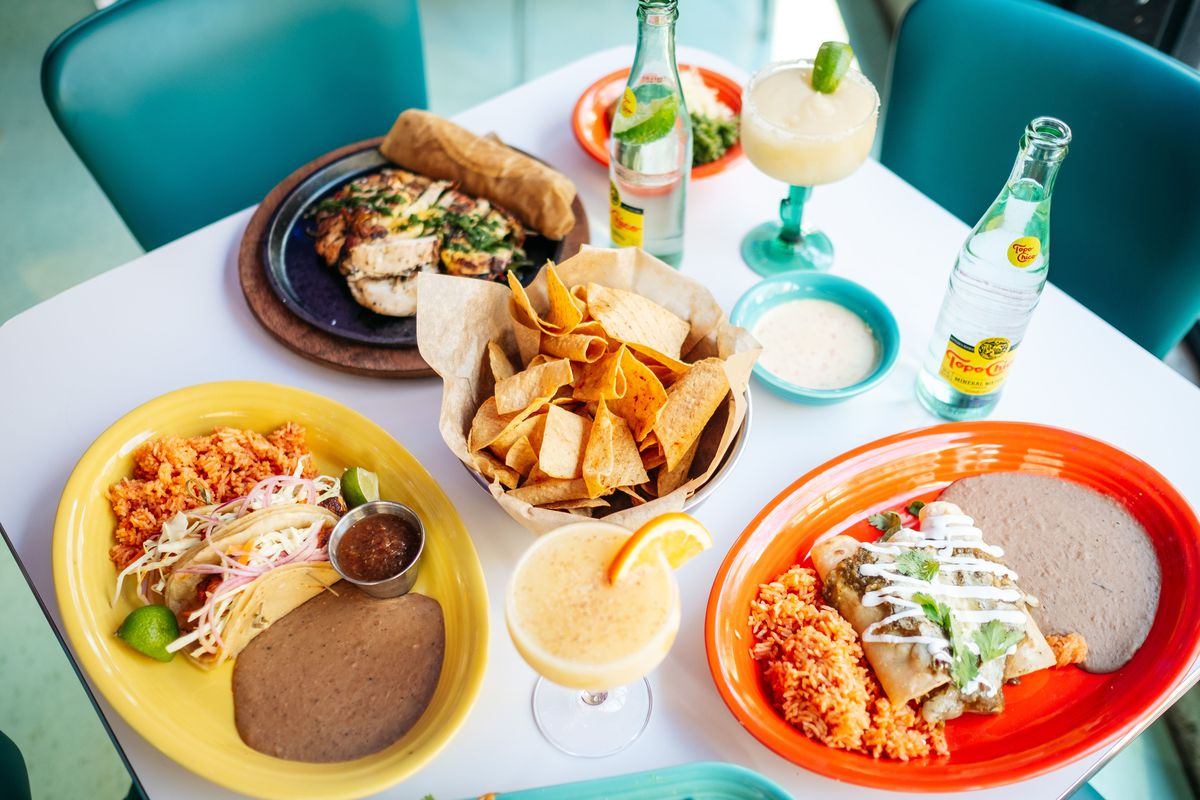 Offerings at Queso Beso