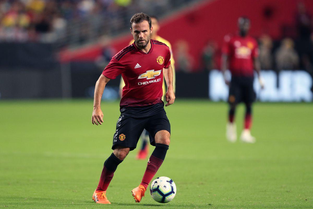 Soccer: International Friendly Soccer -Manchester United at Club America