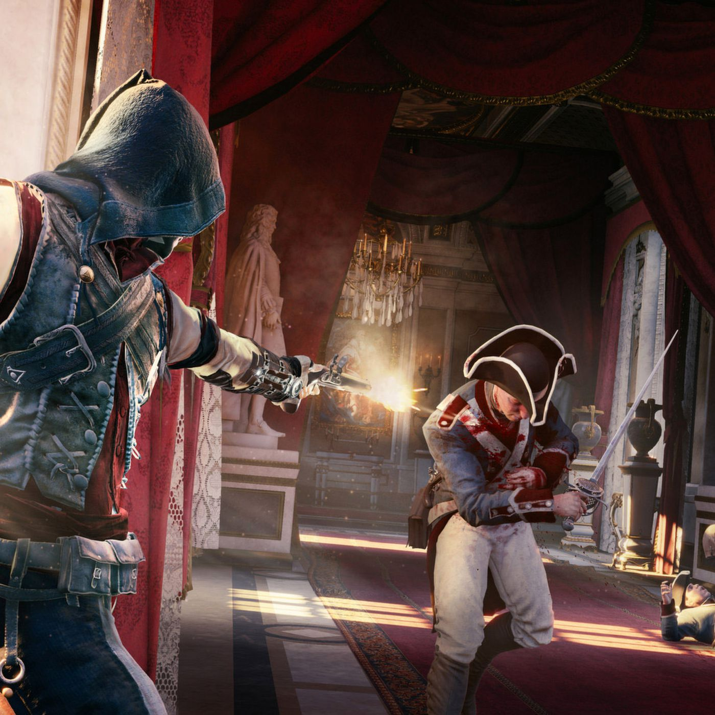 Assassin  s Creed matchmaking