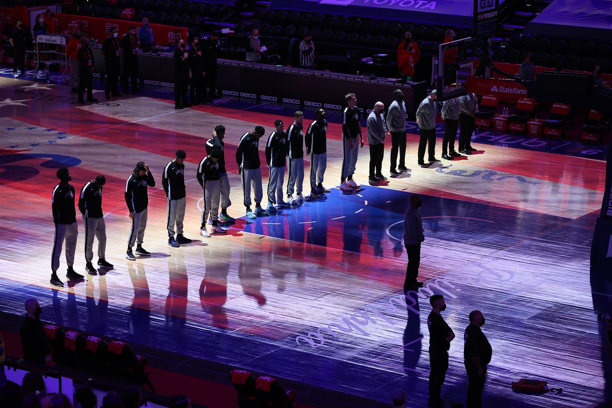 Philadelphia 76ers v Orlando Magic - NBA